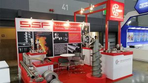Booth Stainless Steel